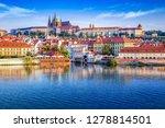 Panorama Of Prague  Bohemia ...