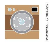 photo camera icon lens symbol... | Shutterstock .eps vector #1278816547