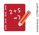 online e learning icon... | Shutterstock .eps vector #1278816637