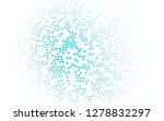 light blue vector pattern in... | Shutterstock .eps vector #1278832297