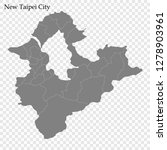 High Quality Map Of New Taipei...