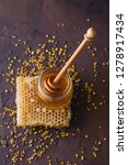 honey products   alternative... | Shutterstock . vector #1278917434
