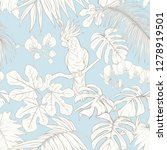 seamless pattern  background.... | Shutterstock .eps vector #1278919501