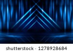 product showcase spotlight... | Shutterstock . vector #1278928684