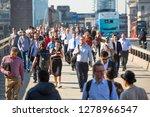 london  uk   april 19  2018 ...   Shutterstock . vector #1278966547