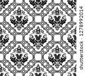classic seamless vector pattern....   Shutterstock .eps vector #1278992014