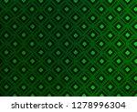 light green vector texture with ... | Shutterstock .eps vector #1278996304