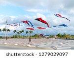 ernesto che guevara mausoleum ... | Shutterstock . vector #1279029097