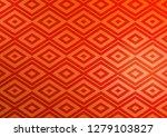 light orange vector background... | Shutterstock .eps vector #1279103827