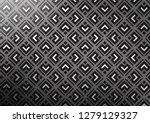 light silver  gray vector... | Shutterstock .eps vector #1279129327
