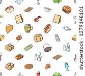 various images set. background...   Shutterstock .eps vector #1279148101