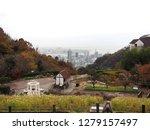 kobe  japan   december 3  2018  ... | Shutterstock . vector #1279157497