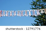 Clothes Line Full Of Reusable...