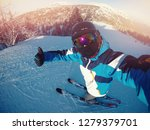 Winter Extreme Sport With...