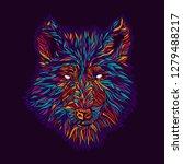 original vector illustration of ... | Shutterstock .eps vector #1279488217
