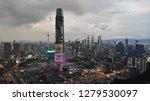 kuala lumpur  malaysia 2019  10 ...   Shutterstock . vector #1279530097