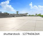 city square floor and modern... | Shutterstock . vector #1279606264