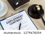 employment law  job legal... | Shutterstock . vector #1279678354