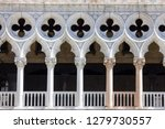 front view of doge's palace... | Shutterstock . vector #1279730557