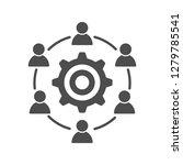 development interacting... | Shutterstock .eps vector #1279785541