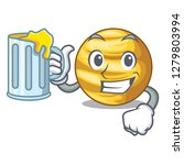 with juice shape planet venus... | Shutterstock .eps vector #1279803994