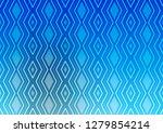 light blue vector background... | Shutterstock .eps vector #1279854214
