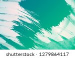 white and blue paint background ... | Shutterstock . vector #1279864117