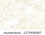 gold glitter texture isolated... | Shutterstock .eps vector #1279900087