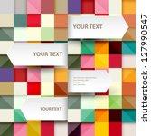 modern design | Shutterstock .eps vector #127990547