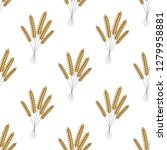 seamless pattern. vector... | Shutterstock .eps vector #1279958881
