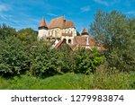 biertan transylvania  romania   ... | Shutterstock . vector #1279983874