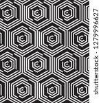 vector seamless pattern. modern ... | Shutterstock .eps vector #1279996627