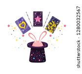 Divination Cards With Ears...
