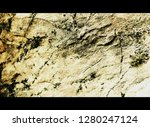cinema scope stone nad rock... | Shutterstock . vector #1280247124