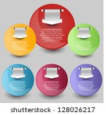 web element collection | Shutterstock .eps vector #128026217