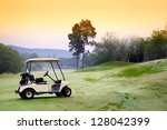 Golf Club Car   Morning Feel