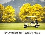 Golf Club Car   Morning Feel