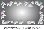 simple grey and white gradient... | Shutterstock .eps vector #1280519734