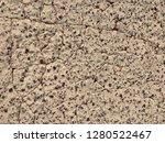 cement floor crack pattern.... | Shutterstock . vector #1280522467