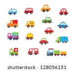 car vector | Shutterstock .eps vector #128056151