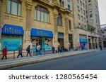 santiago  chile   september 13  ... | Shutterstock . vector #1280565454