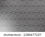 light silver  gray vector... | Shutterstock .eps vector #1280677237