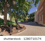 odessa  ukraine   09.25.2018.... | Shutterstock . vector #1280710174