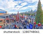 san francisco california usa... | Shutterstock . vector #1280748061