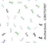 light multicolor vector...   Shutterstock .eps vector #1280752987