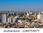 guadalajara  jalisco   mexico   ...   Shutterstock . vector #1280753077