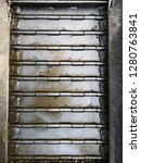 conveyor for removal of metal... | Shutterstock . vector #1280763841