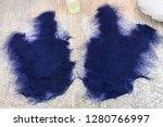 workshop of hand making a... | Shutterstock . vector #1280766997