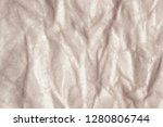 the image of the wet paper   Shutterstock . vector #1280806744