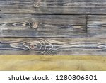 background with wooden texture   Shutterstock . vector #1280806801